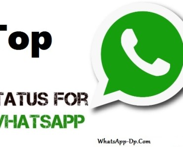 Whatsapp DP Status With Quotes 2018 [Latest Collection] 2