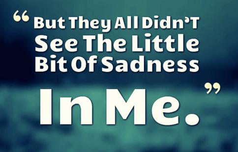 Sad Status 333 Best Short Sadness Quotes Status For Fb Whatsapp