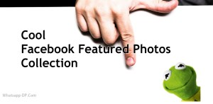 Cool Facebook Featured Photos for your Profile (FB Intro Images)