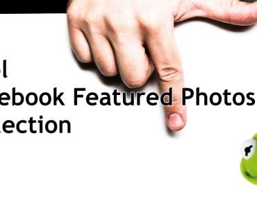 Facebook Featured Photos collection