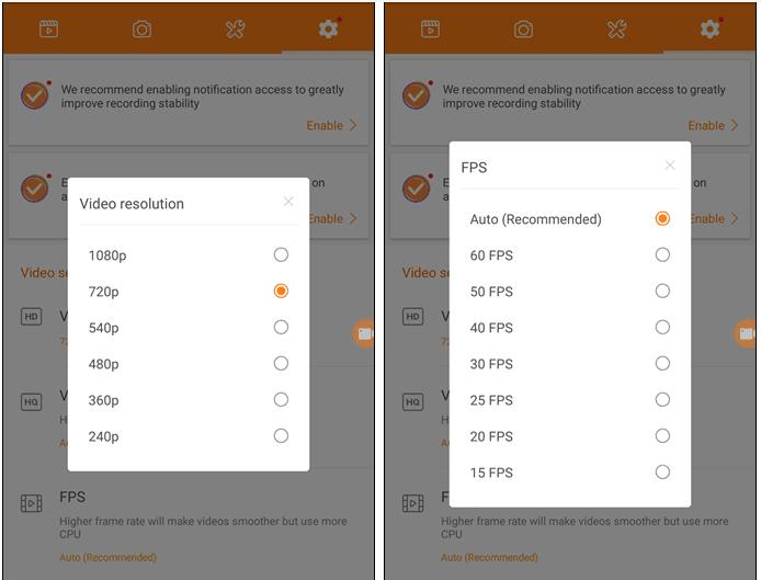 Record-Video-Calls-using-DU-Recorder-app 2