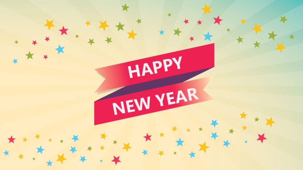 Happy New Year Wallpapers, New Year HD Images 2020