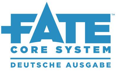 Fate-Core-Deutsche-Ausgabe-Logo