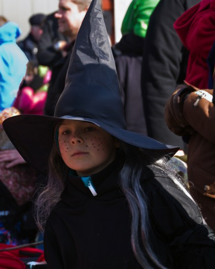 """Little """"witch"""""""
