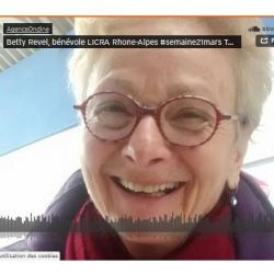 Le témoignage de Betty Revel sur Soundcloud