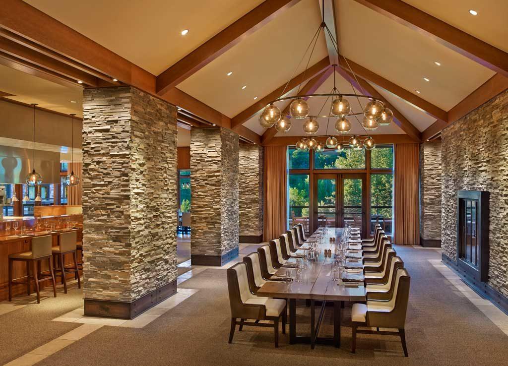 The St. Regis Deer Valley Communal Table