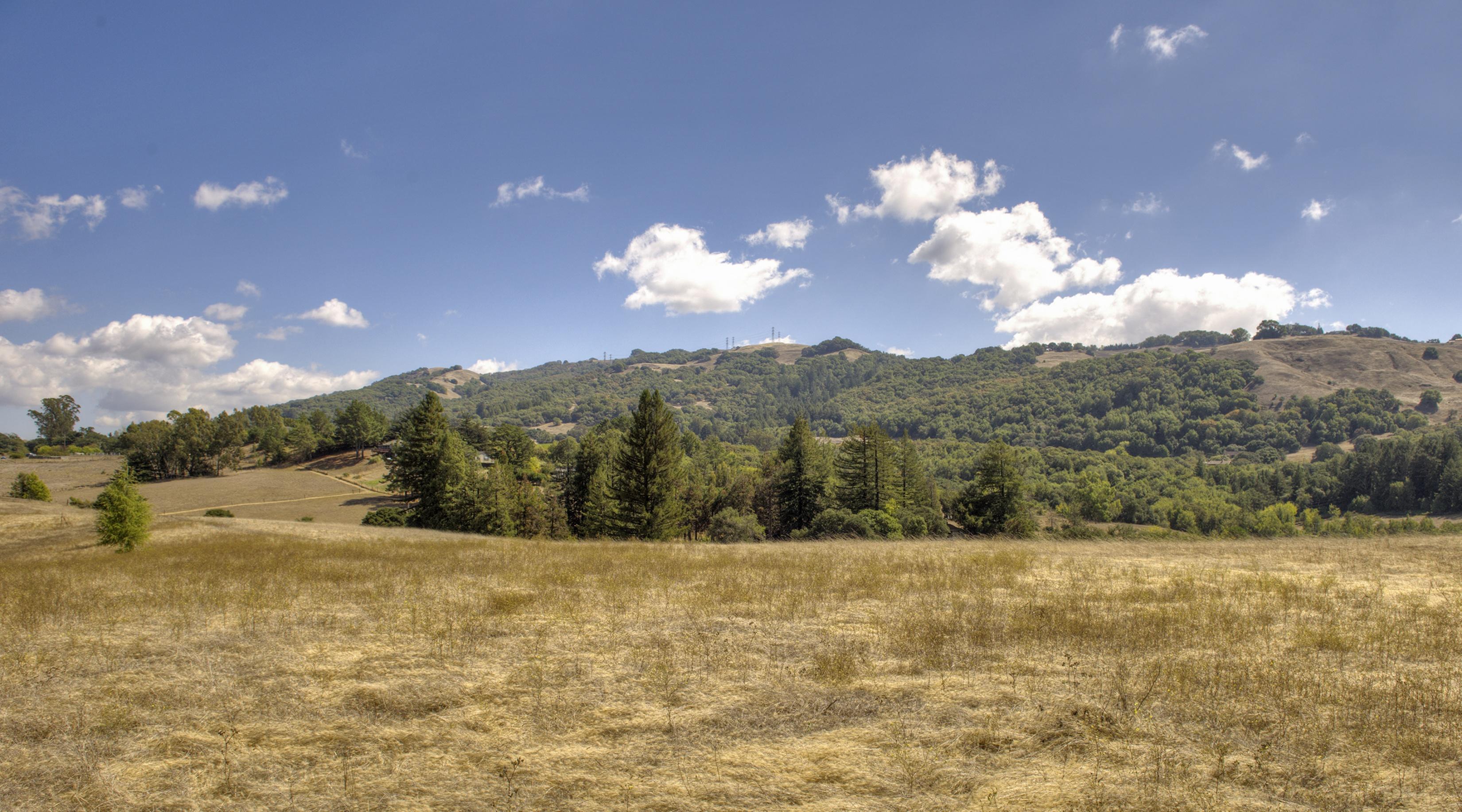 Bennett Valley Hill Top Ranchette Land