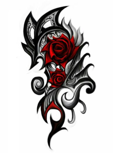 Tattoo Png Effect