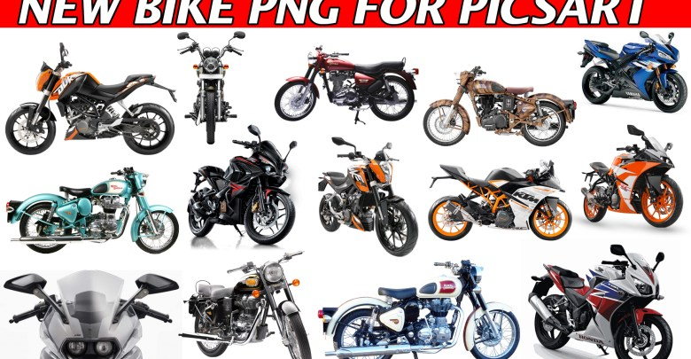 bike png for picsart