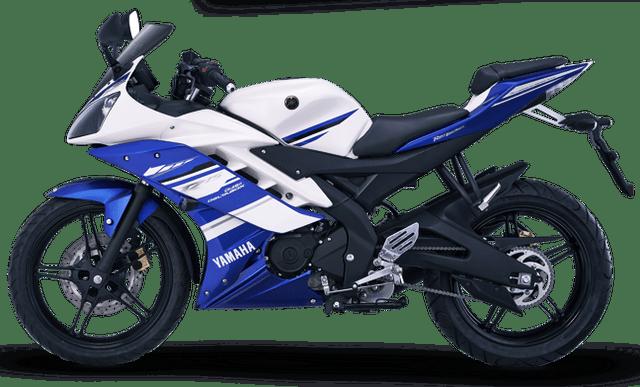 R15 Bike PNG