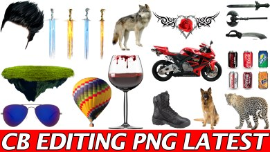 Photo of CB Editing Png 2018 For Picsart And Photoshop Latest Collection