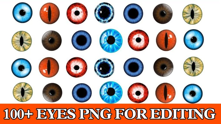 Eyes png For picsart
