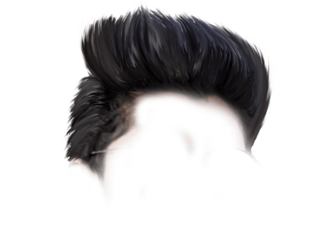 Mens Hair For Editing Photo Hairstyle Afro Textured Creative Men S Png
