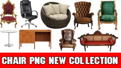 Photo of Chair Png and Sofa Png For Photo Editing Latest Collection
