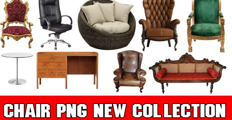 Chair Png And Sofa Png For Photo Editing Latest Collection