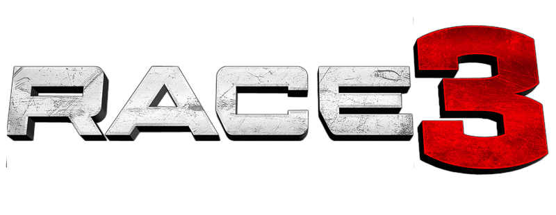 Race 3 Text png