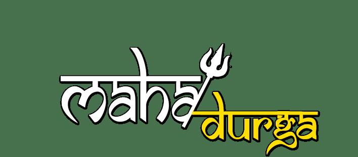 Maha Durga Text Png