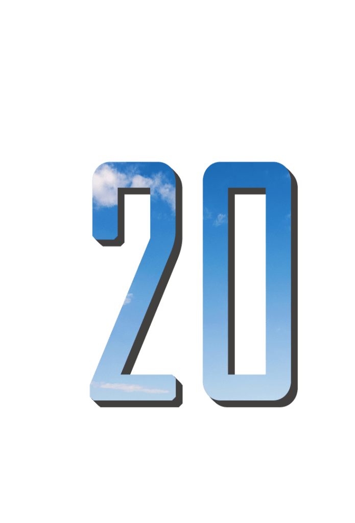 New Year 2020 photo editing in picsart