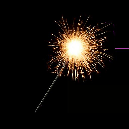 sparkler sparkler