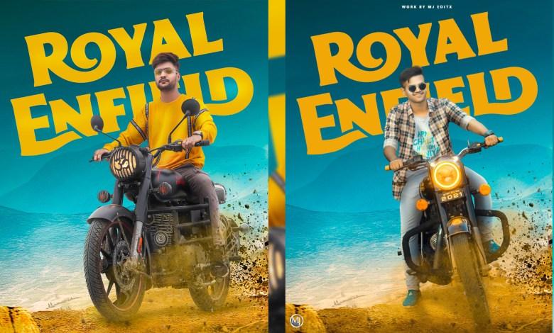 Royal Enfield editing