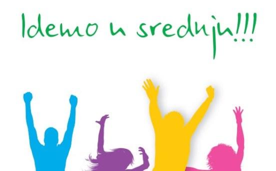 Image result for redoviti učenici upisi u srednju brošura