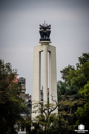 Shaheed Minar, Imphal, Manipur