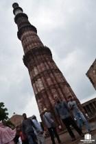Me at Qutub Minar