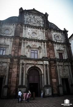 Basilica of Bom Jesus, Old Goa (2)