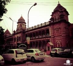 Mubarak Mandi Palace
