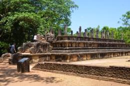 Audience Hall, Polonnaruwa