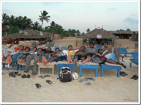 Goa Trip 2006