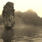 www.sreep.com 20160320_034002 Vietnam, Halong-Bucht: Halongs Inseln im Morgennebel