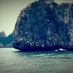 www.sreep.com 20160321_040135 Vietnam, Halong-Bucht: Halongs Inseln im Morgennebel
