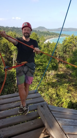 www.sreep.com 20180222_1523131160206305-576x1024 Cambodia: Koh Rong High-Point Ropepark - See you on the trees!