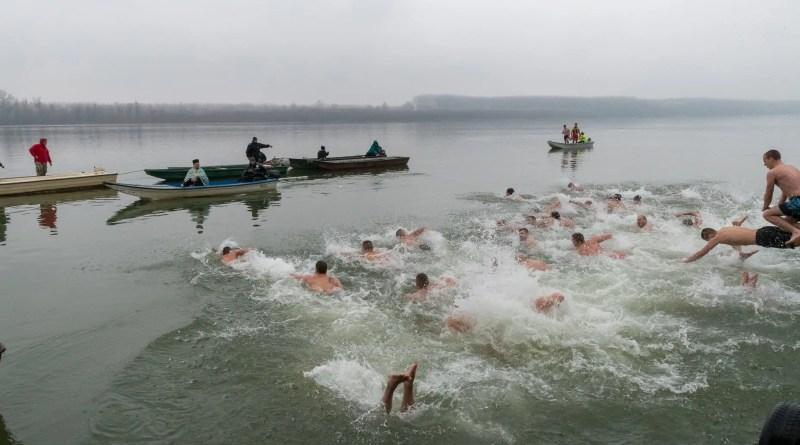 Нема пливања за Часни крст