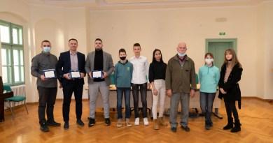 Ина Магловски и Срђан Поповић најбољи спортисти
