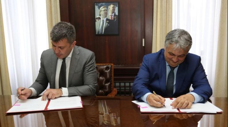 Закључен уговор између Телекома Србија и Поште Србије