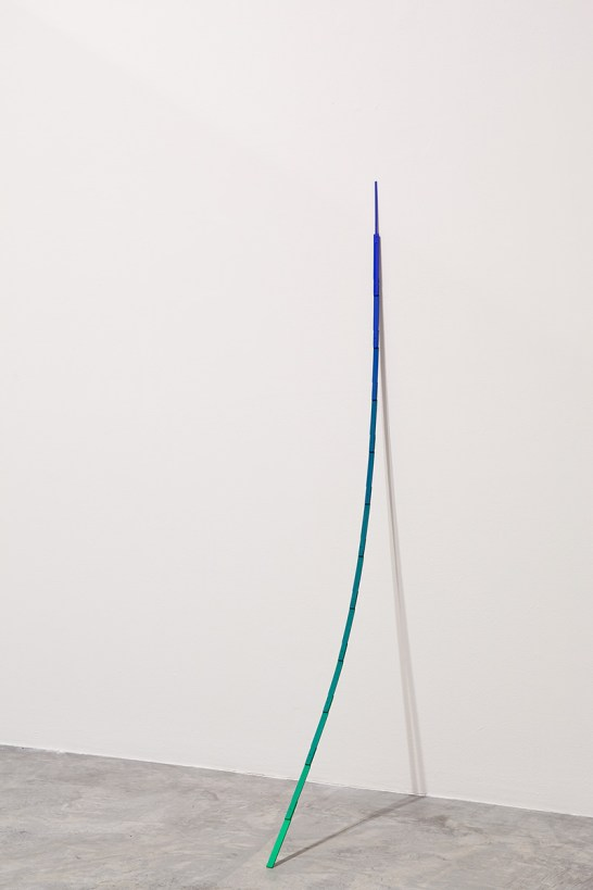 Installation ViewUntitled (Pole), 2012, Sreshta Rit Premnath