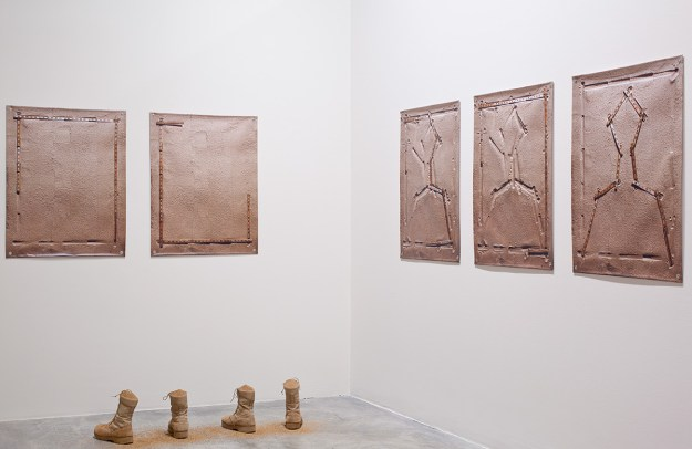 Installation View, 2012, Sreshta Rit Premnath