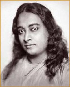 Standard photo of Paramahansa Yogananda by Hugo Schreiber