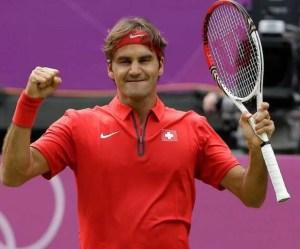Roger Federer in Summer Olympics