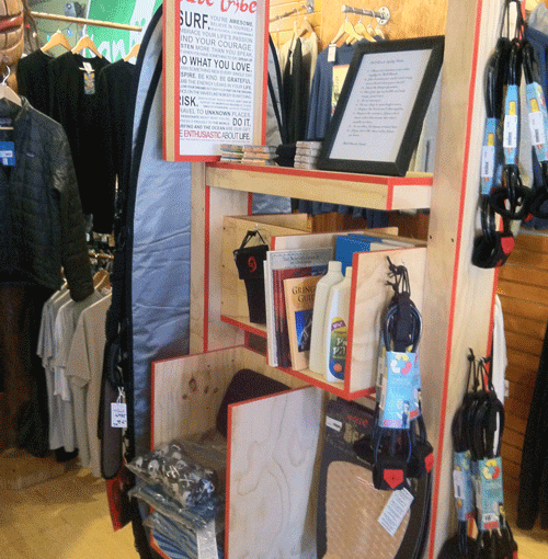 Eco Retail Store Display