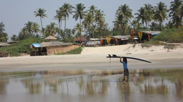 Surf Wala, Goa, India