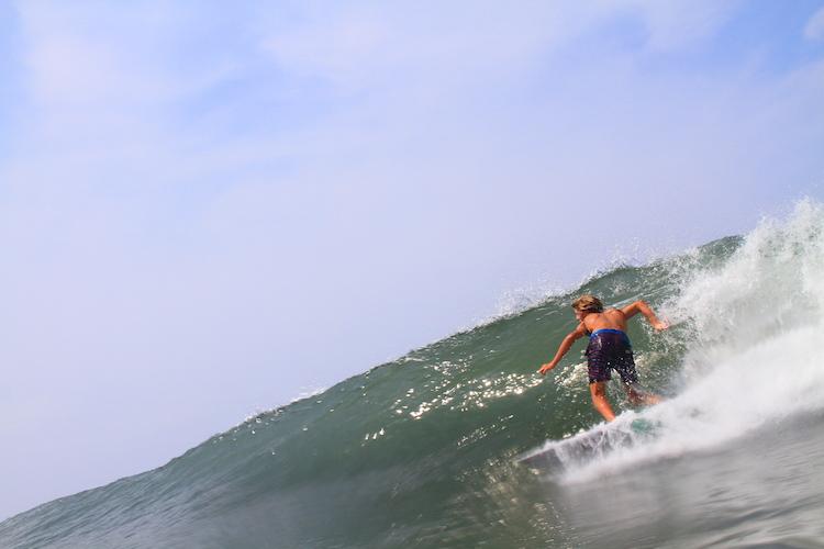 Wave Tribe Ambassador Jeremy Shutts