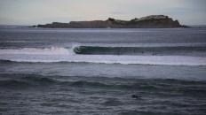 Surfing Mundaka Spain