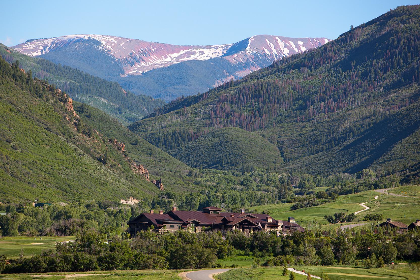 Frost Creek Mountain Club, Brush Creek Valley, Eagle, Colorado
