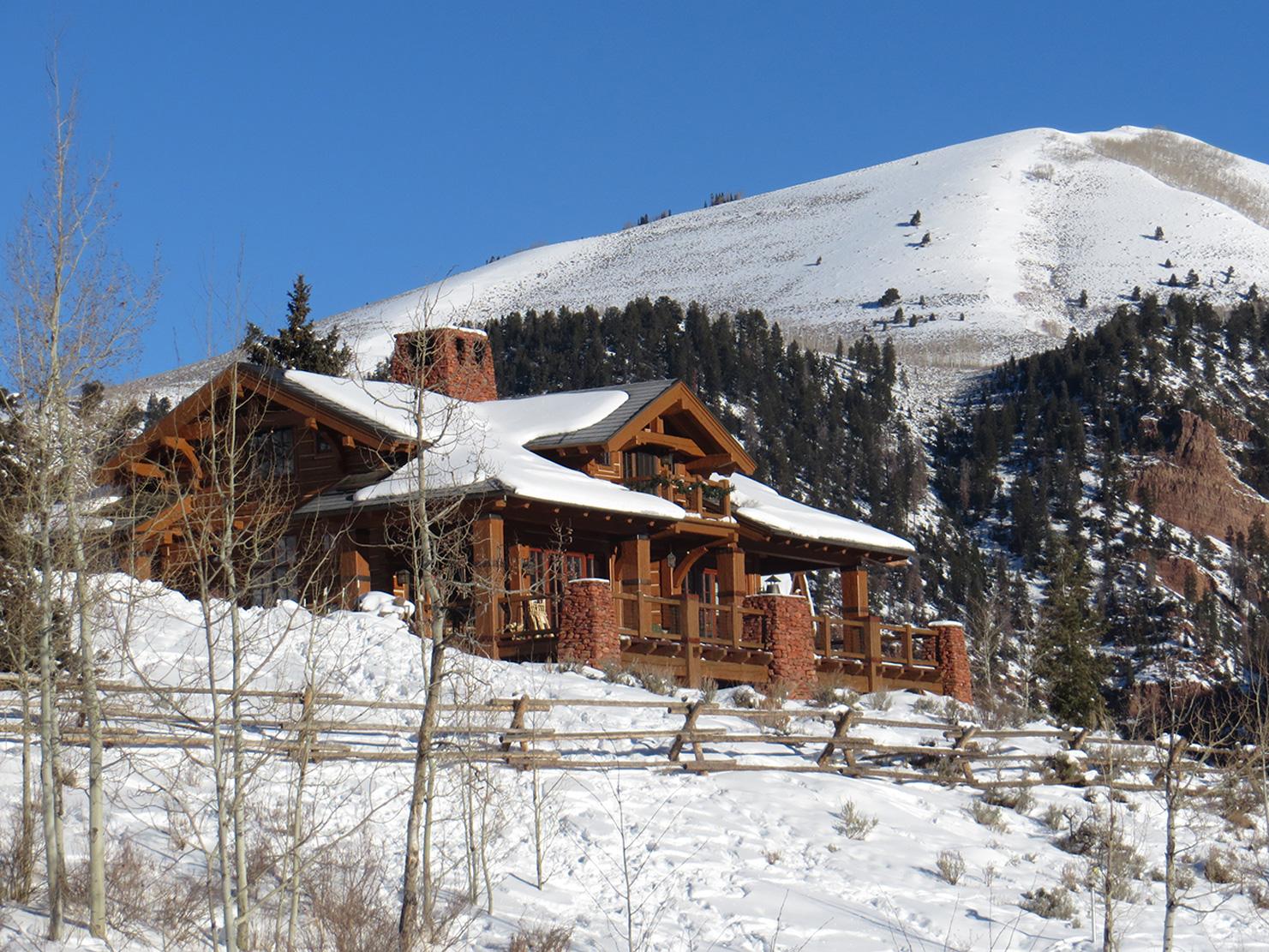 Red Creek Ranch, Rural Gypsum, Colorado