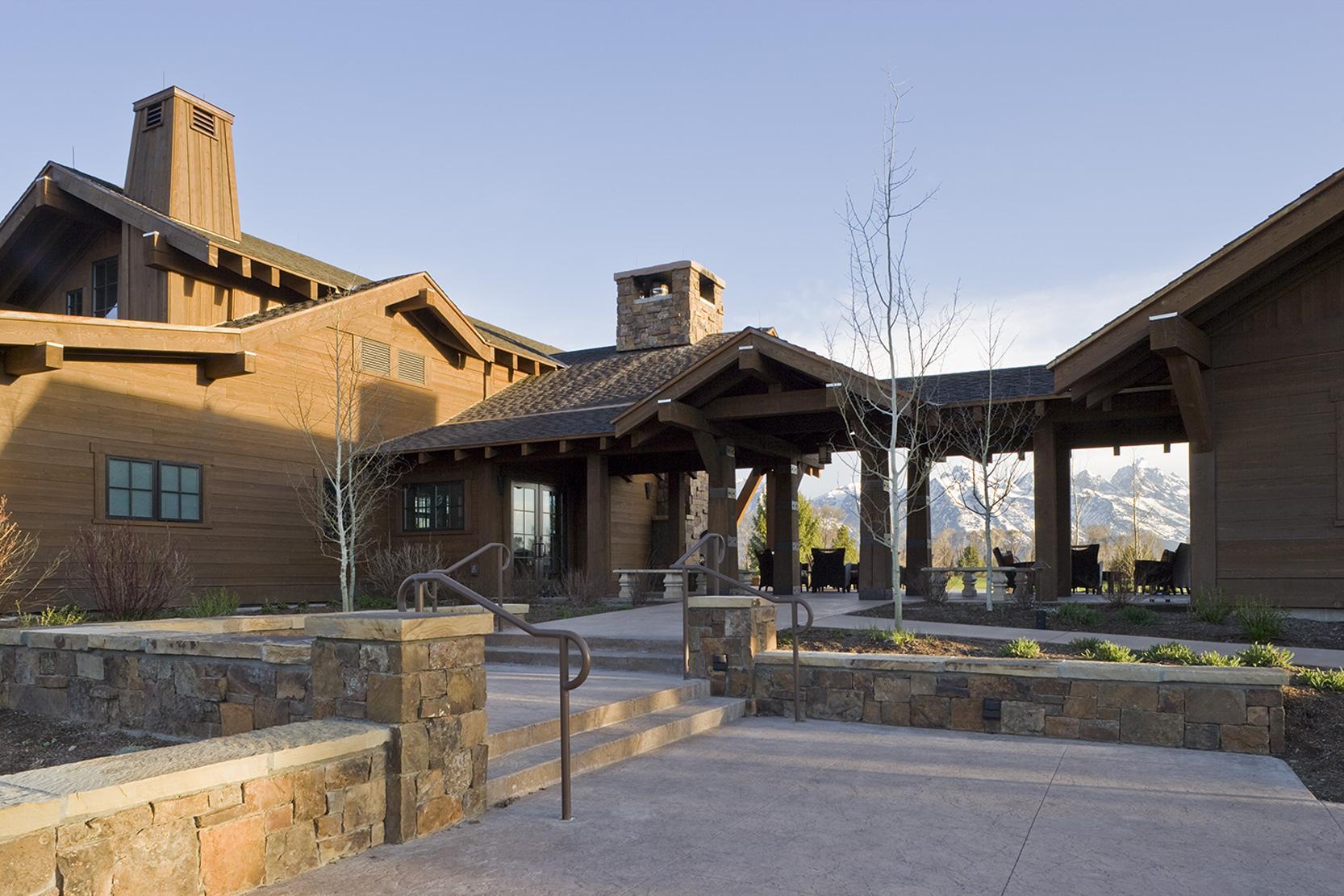 Jackson Hole Golf & Tennis Club, Jackson Hole, Wyoming