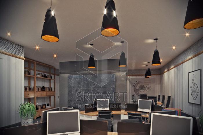 Sric Art | تصاميم المكاتب | خدمات و تصميمات