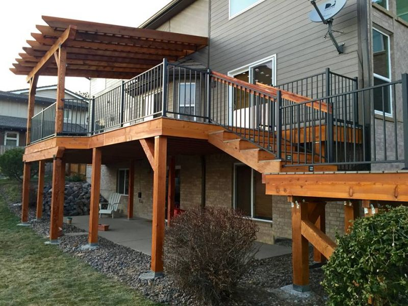 custom patio cover builders and outdoor